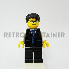 LEGO Minifigures - 1x twn052 - Millionaire - Vintage Omino Minifig Set 3222