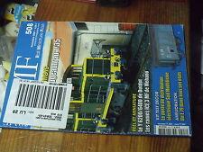1µ? revue RMF n°508 Rame RIB/RIO Wagon L31 Train parc de service Y6200 E79