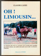 CLAUDE CANIN, OH ! LIMOUSIN ...