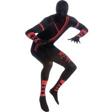 Rubie's Polyester Complete Outfit Ninja Costumes for Men