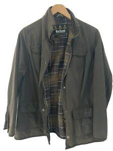 Barbour Damen Ladies Utility Jacket Wachsjacke Gr 16 (40)
