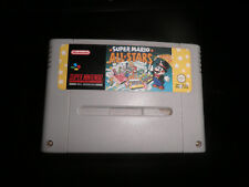 Super Nintendo SNES-Mario Allstars-CART