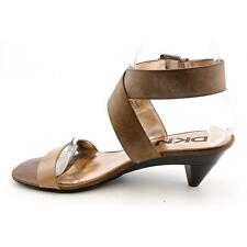 "DKNY Donna Karan ""Vilaria"" Women's Open Toe Strappy Sandals  Leather NWB Sz 6.5"