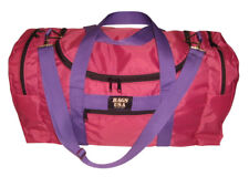 Triple Carry on weekend,gym,beach bag with U opening easy excess Made in Usa.