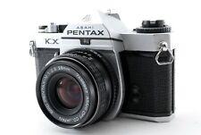 Excellent +++++ Asahi Pentax KX w/smc PENTAX-M 28mm f/2.8 35mm SLR from Japan