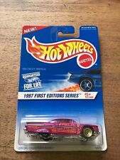 1997 Hot Wheels  First Editions '59 Chevy Impala Chevrolet RARE