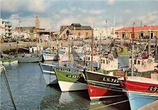 BR31235 Croix de Vie le port ship bateaux france