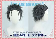 Re:Zero kara Hajimeru Isekai Seikatsu Subaru Natsuki Cosplay Wig Mixed Gray