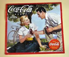 Schöner alter Coca-Cola Kalender 2004 USA Coke Calendar