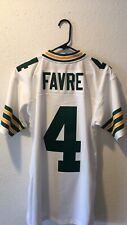 NWOT Authentic Packers Brett Favre Mitchell &Ness Replica Collection Jersey sz S