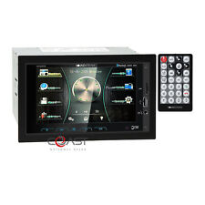 """Soundstream 6.2"""" Touchscreen BT USB Android PhoneLink Stereo Receiver VM-622HB"""