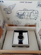 Fossil Sport Smartwatch Silicone Grey Blue DW9F2