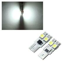 1 X COPPIA 4 SMD LED Canbus 501 sidelight lampadine w5w 6000k BIANCO FORD FOCUS mk1 mk2