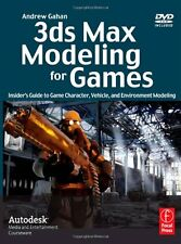 Mesa College 3ds Max Bundle: 3ds Max Modeling for Games: Insiders Guide to Game