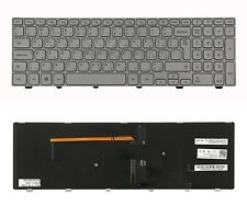 OEM New Arabic keyboard Dell Inspiron 15-7537 15-7737 Backlit / DE224-AR