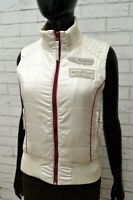 Giubbotto REPLAY Donna Giacca Taglia S Jacket Woman Giubbino Imbottito Bianco