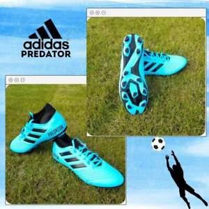 NEW! Men's Adidas Predator 19.4 Flexible Ground Football Boots - Various Sizes