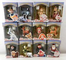 Enesco CVS Rudolph 12 Ornament Set Island of Misfit Toys 1999 Complete O/B  T13