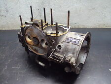 1980 80 SKI DOO 440 BOMBARDIER 9500 SNOWMOBILE ENGINE CRANKCASE CASES CASE
