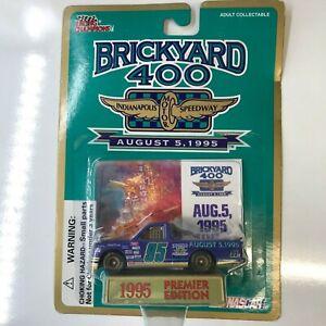 NASCAR 1995 Premier Edition Brickyard 400 1995 Chevy Pace Truck 1 of 20,000