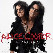 Alice Cooper Paranormal 2 CD Set (release 28th July 2017)