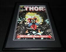 Thor #131 Framed 12x18 Cover Photo Poster Display Official Repro