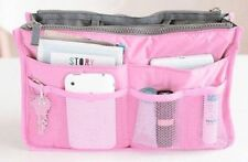 Women Lady Travel Insert Handbag Organizer Purse Pouch Small New Liner Nylon Bag