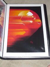 MICHAEL TURNER ASPEN DC MARVEL - FLASH #211 ART PRINT by MICHAEL TURNER 13x19
