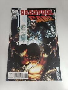 Deadpool And Cable #25 Marvel Comic 2010 k1a229