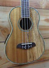 Oscar Schmidt OU11TE 2-Tone Koa Spalted Mango Acoustic Electric Tenor Ukulele