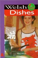 Welsh Dishes by Rhian Williams (paperback)