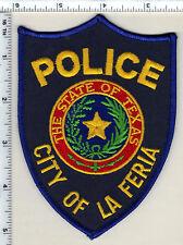 La Feria Police (Texas) Shoulder Patch from 1991