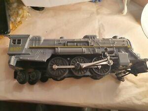 Lionel 6-18607 O Scale Union Pacific 2-6-4 Steam Locomotive Tender Set 8607