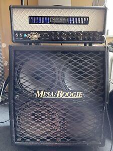 E Gitarrenverstärker Mesa Boogie Top Dual Rectifier mit 4 X 12er Box