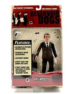Mezco Toys - Reservoir Dogs- Mr. White Action Figure