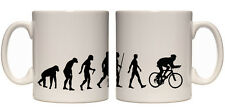 Juko Evolution Ape To Cyclist Evo Tea Coffee Cycling Mug