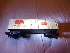 American Flyer 24058 Post Cereal Boxcar