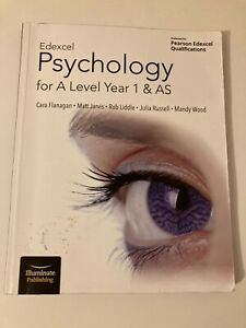 Edexcel Psychology for A Level Year 1 & AS