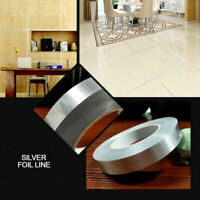 NEW Ceramic Tile Mildewproof Gap Tape Self-adhesive丨6 Meters/Roll丨Waterproof