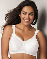 Playtex 18 Hour Comfort Lace Wire Free Bra 4088  B-DDD NWT COLORS
