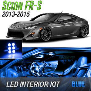 2013-2015 Scion FR-S Blue LED Lights Interior Kit FRS