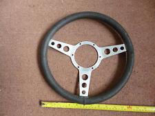 early 330mm wide astrali steering wheel mini cooper austin morris