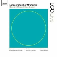 London Chamber Orchestra: Rossini/Mozart/Beethoven  CD NEW
