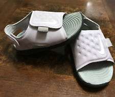 Nike Sunray (Td) Girls Toddler Sandals 5c(11Cm) Light purple Color .