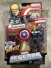 Marvel Legends Steve Rogers Captain America (Terrax BAF) Action Figure 2011
