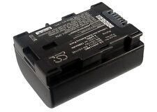 UK Battery for JVC GZ-E10 GZ-E100 BN-VG114 BN-VG114AC 3.7V RoHS