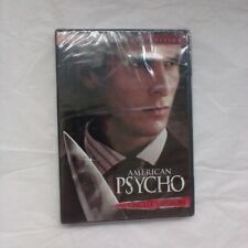 American Psycho (Dvd Uncut Version) Killer Collector's Edition Brand New Sealed