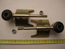 2 biellettes barre anti-devers AV Peugeot 504 avec DA 504 PU 4x4 604 ->M1984 505