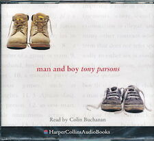 Audio book - Man And Boy by Tony Parsons   -   CD   -   Abr