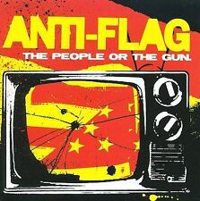 Anti-Flag- The People or the Gun CD (Side One Dummy)